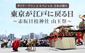 DYDO DORPORATED特別日本的節日東京回到江戶的日~赤坂日枝神社山王節日~