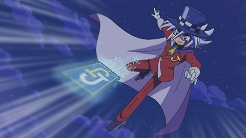 Joker scene photograph 6 of MYSTERIOUS JOKER Episode 25 light (shine) and shadow (shadow)