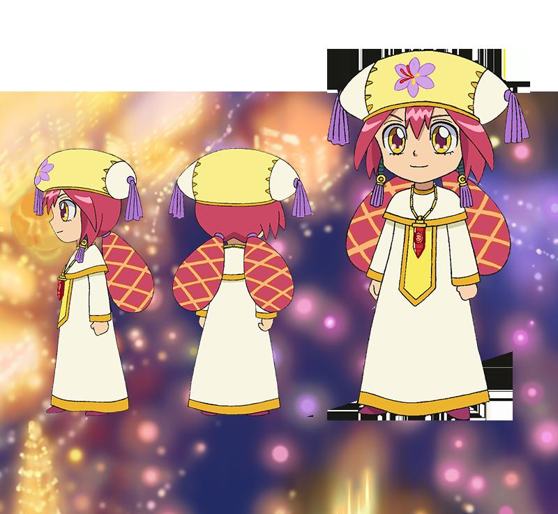 全体:パプリカ姫
