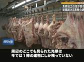 Ups and downs of meat processing business district