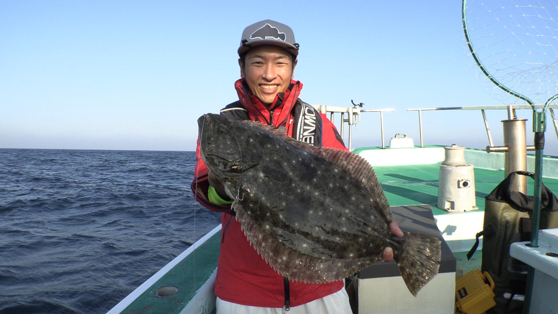 釣れる 時期 ヒラメ